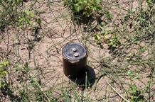 Болгария вернула Греции 190 тысяч противопехотных мин