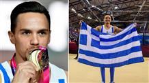 Золотой грек: третий раз чемпион мира Петруниас