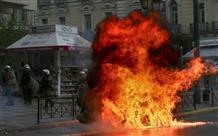 В Греции анархисты устроили беспорядки в годовщину убийства полицейскими подростка (фото)
