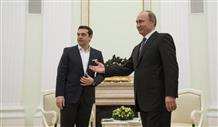 В Кремле рассказали о подарке Путина премьеру Греции