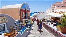 Греция в 2018 году побила собственный рекорд по числу иностранных туристов