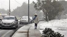 В Грецию возвращаются снег и дожди