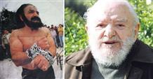 В Греции скончался легендарный силач и борец по прозвищу Самсон