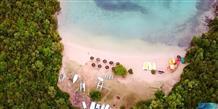 Розово-голубая экзотика Ионического моря (видео)