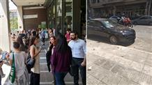 Мощное землетрясение в Афинах: люди боятся заходить в здания