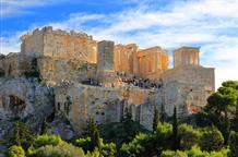 Афинский Акрополь закроют для туристов из-за жары