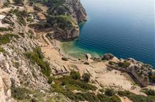 Простая магия античности: пляж богини недалеко от Афин (фото)