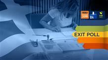 Exit poll: выборы выигрывает оппозиция Греции