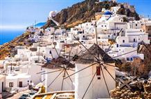 Уникальная Греция: самые красивые столицы островов (фото)