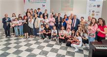 Дети из 11 стран рассказали о любви к Греции (фото)
