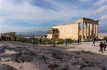 Афинский Акрополь осветят по-новому