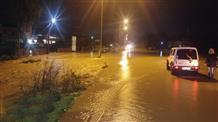 Перед Рождеством Грецию затопило (фото)
