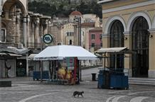 Коронавирус в Афинах: город, который никогда не видели таким (фото)