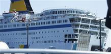 Коронавирус подтвердили у 20 человек на круизном лайнере в Греции