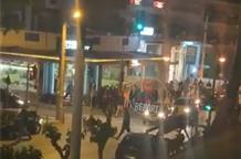 Молодежь встретила окончание карантина в Греции вечеринкой и войной с полицией (видео)