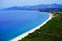 Греция на первом месте по чистоте пляжей в Европе (видео)