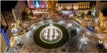 Новая жизнь: открылась знаменитая площадь Афин (фото, видео)
