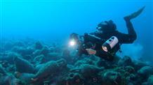 Первый в Греции подводный музей (видео)