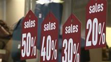 В Греции начался сезон распродаж