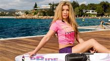 Известная греческая спортсменка, участница телешоу получила серьезную травму