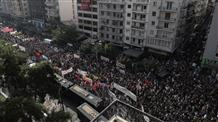 Националистов Греции судят: массовый митинг, снайперы и 2000 полицейских (видео)