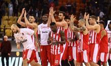 «Олимпиакос» возвращается с перерыва на матч с «Басконией»