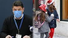 Рождество в Греции без колядок, без компаний и под строгим контролем