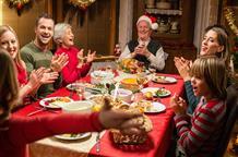 Сколько человек могут встретить Рождество вместе?