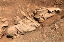 В Греции случайно нашли две статуи возрастом 2300 лет (фото)