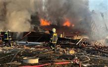 В Касторье взорвалась гостиница