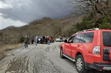 В горах Греции нашли обломки разбившегося 31 января учебно-тренировочного самолета