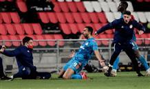 «Олимпиакос» прошел в 1/8 Лиги Европы, где сыграет с «Арсеналом»