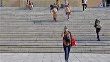 В Греции объявлен жесткий карантин: ограничат прогулки, посещения магазинов и банков