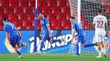 Сборная Греции по футболу начала путь к Чемпионату мира-2022 с ничьей с Испанией