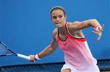 Мария Саккари вылетела в четвертьфинале Qatar Open
