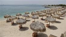 Пляжи готовятся к открытию