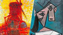 В Греции нашли украденные картины Пикассо и Мондриана