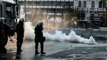 В Греции продолжаются протесты против обязательной вакцинации (видео)
