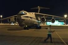 «Русский гигант» вступит в бой с огнем в Греции