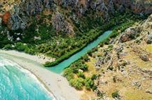 Три тропических пляжа Крита