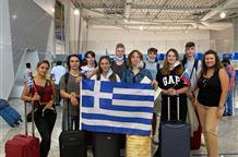 Греческие подростки участвуют в программе «Здравствуй, Россия!» (фото)