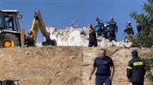 При землетрясении на Крите погиб один человек (фото)
