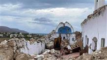 Землетрясение магнитудой 6,3 произошло около острова Крит (фото)