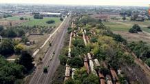 Одно из крупнейших железнодорожных кладбищ в мире находится в Греции (видео)