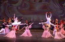 Звезды балета Большого театра в Греции