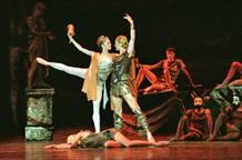 Русский балет для греческих знатоков