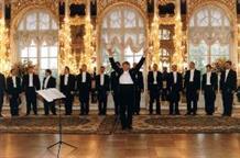 Мужской хор Санкт-Петербурга споет в Греции