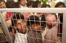 В Греции ловят нелегалов и их перевозчиков