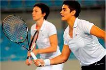 Теннисистки собрались в Афинах