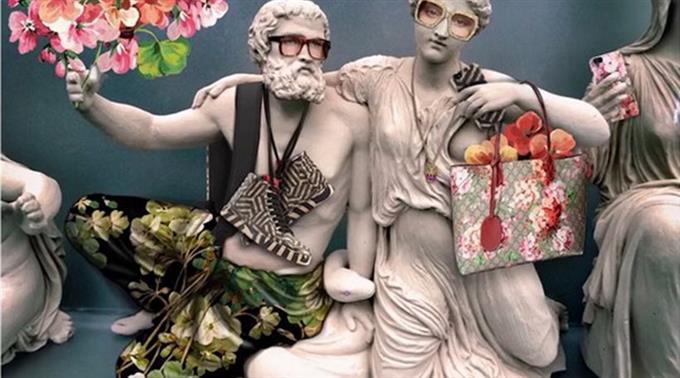 Археологи неразрешили Gucci устроить показ мод наАкрополе